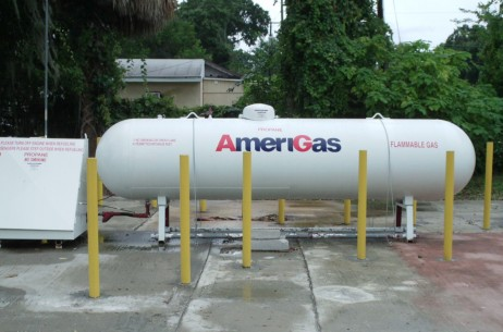 Re-fill Your Propane Tank!