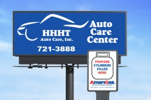 HHHT Auto Care, Inc | Certified Propane Tank Refilling Station